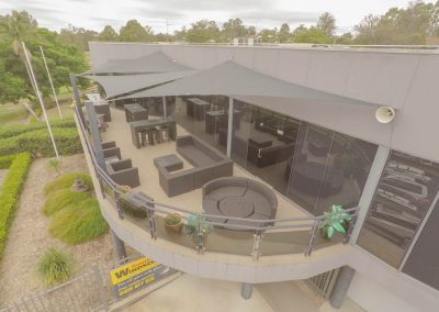 Moruya Golf Club Deck - Dual Design Portfolio